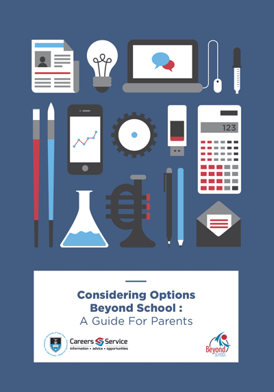 Considering options beyond school : A guide for parents