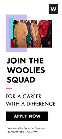 Join the Woolies squad for a career with a difference