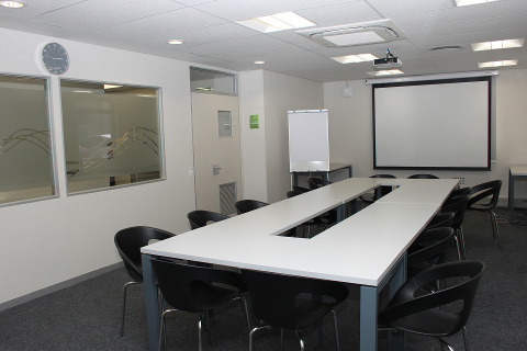 Assesment centre/training room