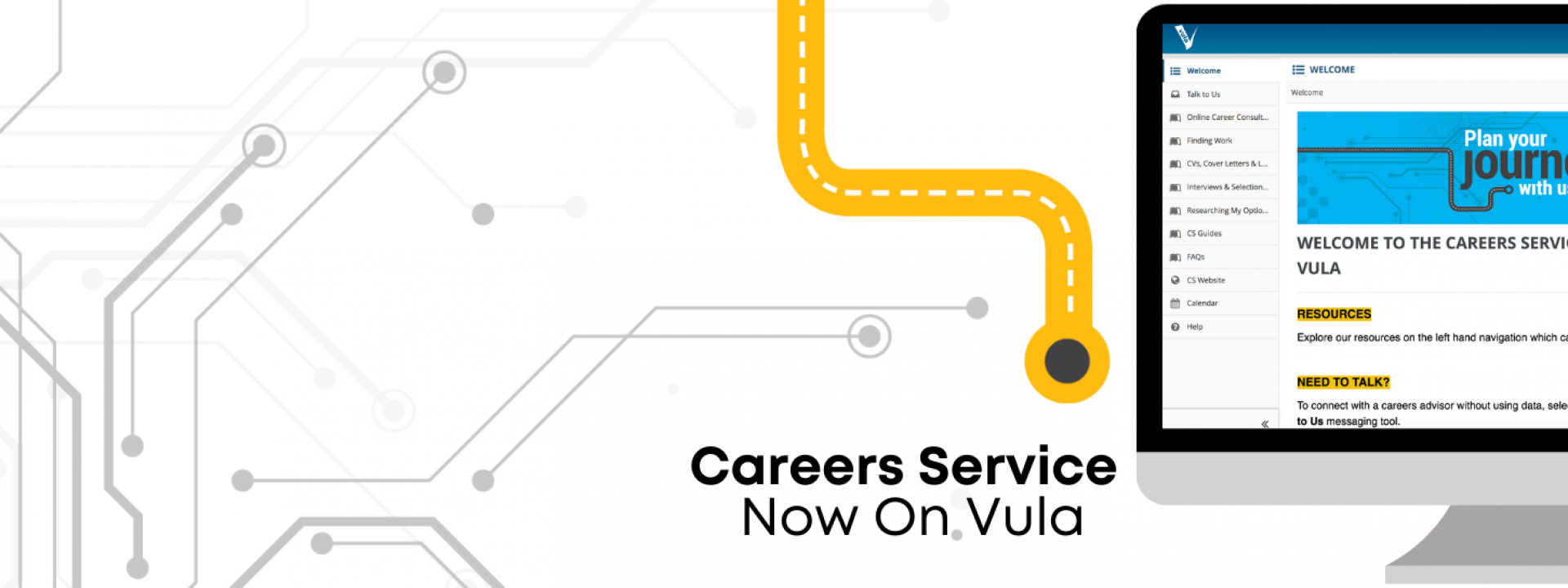 UCT Careers Service now on Vula