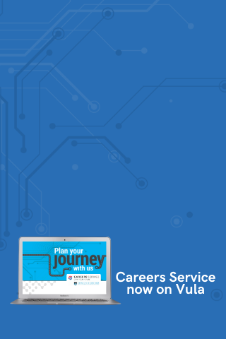 Careers Service Now On Vula