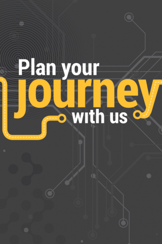Plan your journey with us